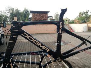 Telaio in carbonio bici corsa