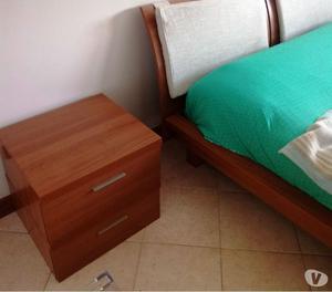 Camera da letto in vero ciliegio