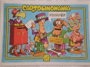 Cartolinomania Jacovitti
