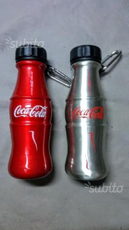 Bottiglie in alluminio Coca Cola