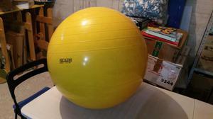 Palla ginnica per esercizi Fitness diam. 75 cm.