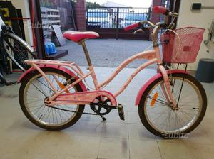 "Bici bambina 20"" hello kitty"