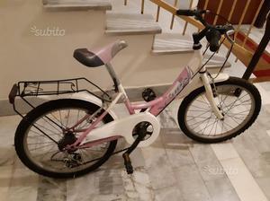 Bicicletta bimba come nuova