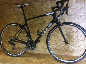 Bicicletta da corsa CUBE ATTAIN SL tg L