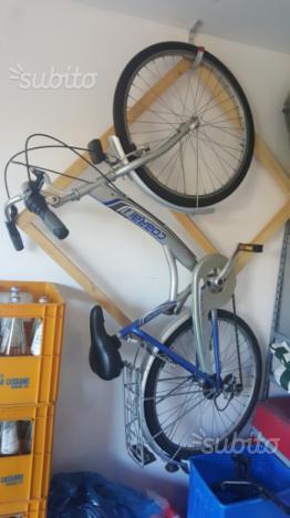 Bicicletta da donna da 26 come nuova colore allumi
