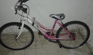 Bicicletta mountan bike 24