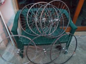 Cerchi da 28 corsa tubolari epoca vintage