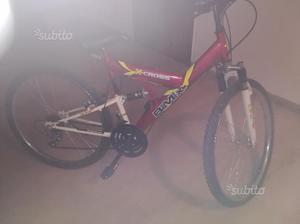 Mountain Bike MAI usata con doppio cambio