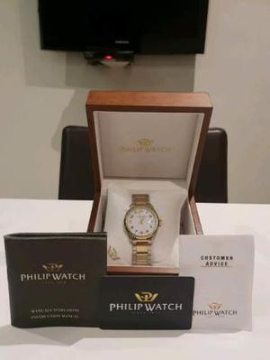 Orologio uomo Philip Watch Caribbean Presge Oro R
