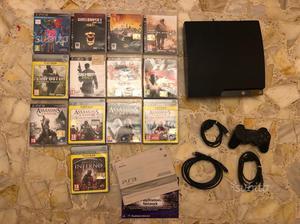Playstation 3 PS3 slim 120GB