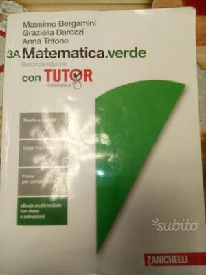 3A Matematica.Verde