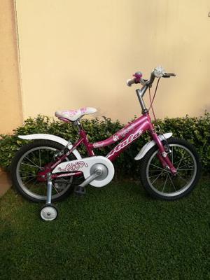 Bicicletta bambina 16''
