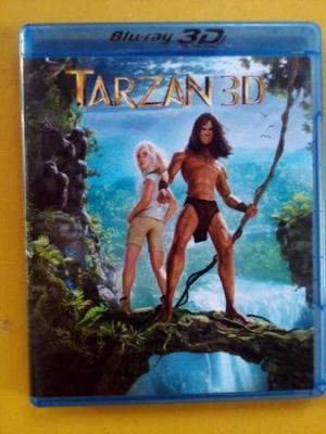 FILM ANIMAZIONE TARZAN 3D BLURAY