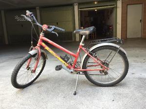 2 bici per bambini/ragazzi
