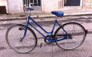 Bicicletta Bianchi Anni 80 Uomo Posot Class