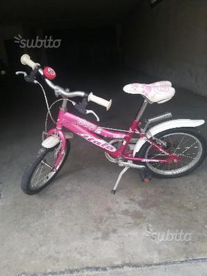 Bicicletta bambina 3-7 ani