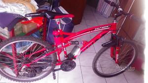 Bicicletta uomo-donna,COME NUOVA