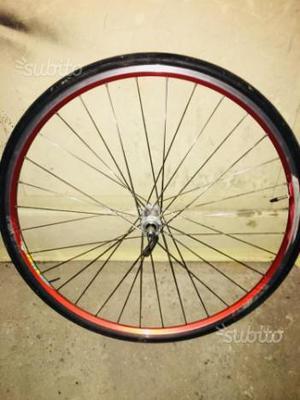 Cerchi bici da corsa 28 nth mozzi campagnolo