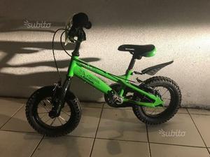 Kawasaki Krunch Bicicletta Per Bambini