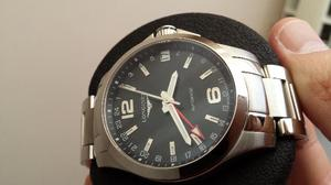 OROLOGIO LONGINES CONQUEST GMT L