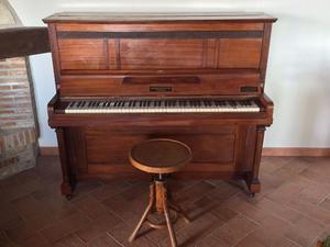 Pianoforte a muro collingwood london sgabello posot class