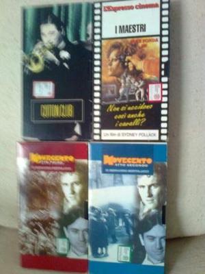 VHS ORIGINALI