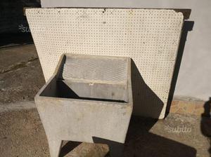 Lavelli lavatoi in cemento da giardino posot class