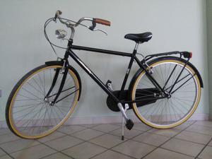 "Bicicletta Vintage Da Uomo 28"" H45 Cicli Adriatica Week-End"