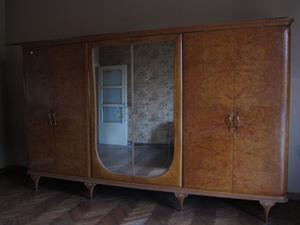 Camera da letto anni in radica di noce 🥇 | Posot Class