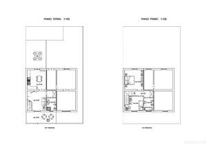 Casa indipendente 203 mq arredato pesaro, provincia di