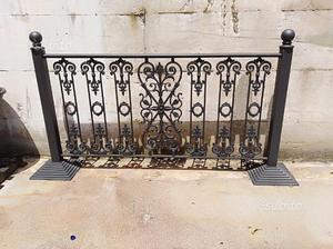 Colonnine per balaustre recinzioni epassamano posot class for Ringhiere usate