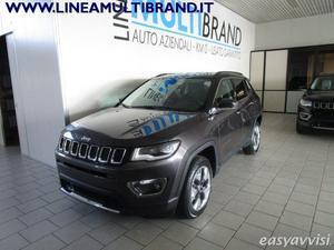 Jeep compass 20 mjt aut. 4wd limited navi 8.4 pack parking
