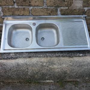 Struttura mobile base cucina per lavello 120 cm   Posot Class