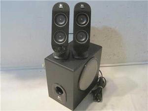 LOGITECH X-230 COMPUTER SPEAKER