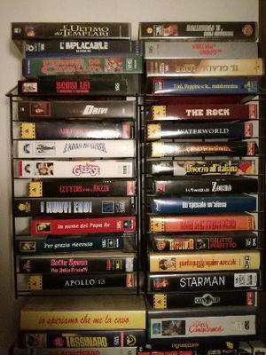LOTTO DI CIRCA 70 VHS