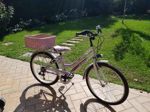 Bici utilizzata pochissimo