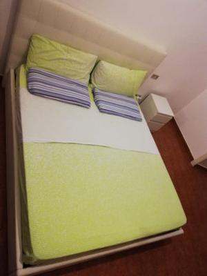 Vendo letto matrimoniale brimnes posot class - Vendo letto contenitore ...