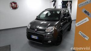 Fiat panda 1.3 mjt 95 cv s&s 4x4 diesel, valle daosta
