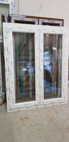 Finestre e portefinestre aluplast bianco