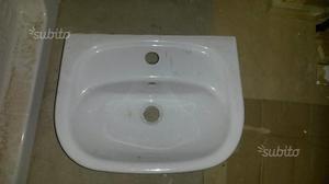 Lavabo in ceramica sospeso Pozzi Ginori®