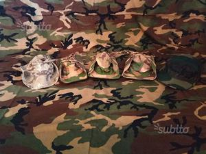 Militare - softair cappelli vari tipi e jungle