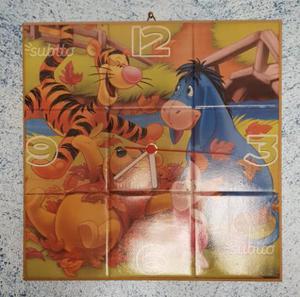Orologio da parete Winnie the Pooh