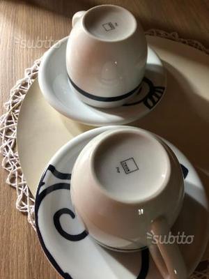Set tazze grandi da colazione della Thun