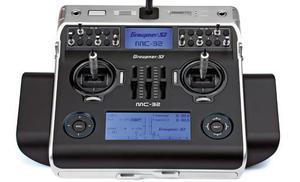 Graupner trasmettitore MC32 a 2.4Ghz - radiocomando 32
