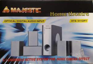 Home theatre majestic hts-511 opt
