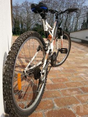 Mountain bike Decathlon Rockrider usata