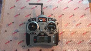 Radiocomando Dx6i con una ricevente