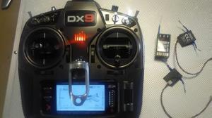 SPEKTRUM DX9 + ricevente AR