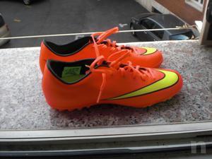 Scarpe x calcio a 5 o calcetto Nike Mercurial mis. 43 nuove