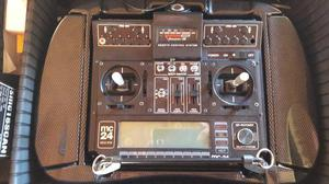Vendo radio Graupner MC-Mhz
